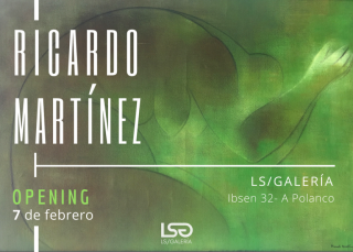 Ricardo Martínez en LS/Galería