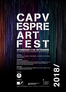 CAPVESPRE ART FEST 2018