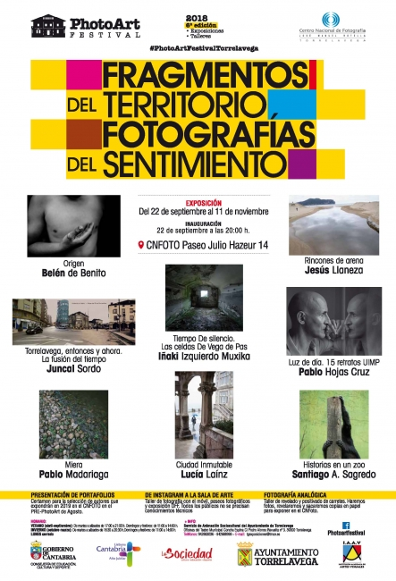 6º Photo Art Festival Torrelavega 2018