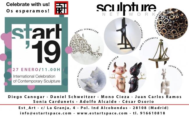 Est_Art-sculpture network