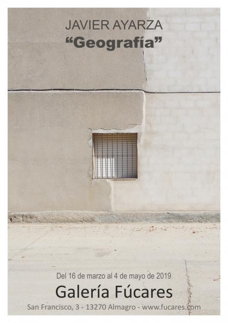 Javier Ayarza. Geografía — Cortesía de la Galería Fúcares_Almagro