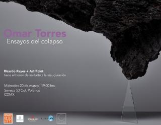 Omar Torres. Ensayos del Colapso