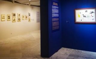 Vista de la exposición — Cortesía del Museo Art Nouveau y Art Déco – Casa Lis