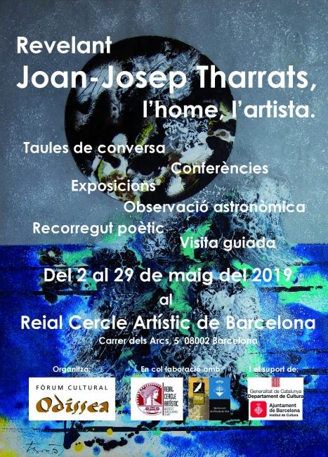 Jornades Tharrats a Barcelona