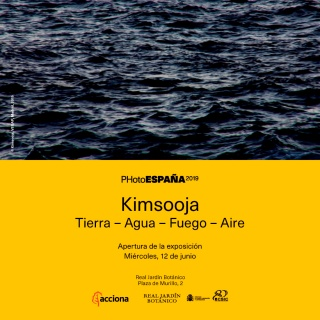 Kimsooja. Tierra - Agua - Fuego - Aire
