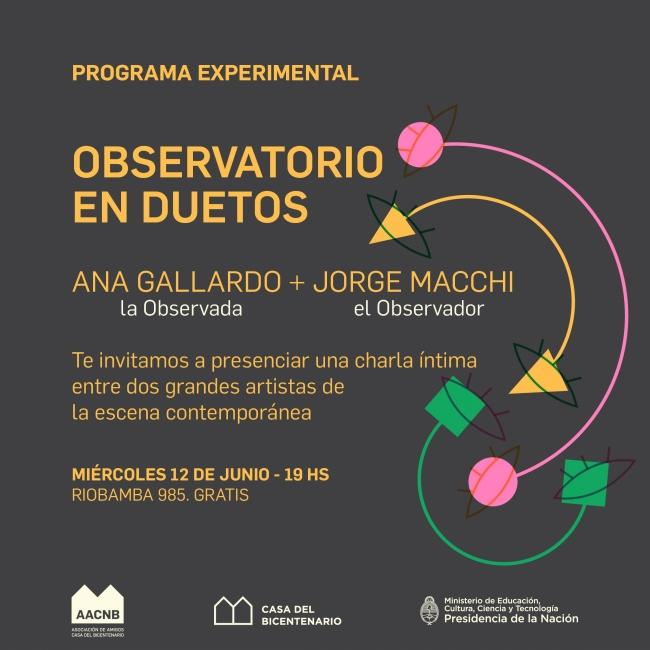 Observatorio en duetos