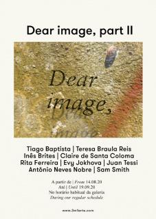 Dear image, Part II