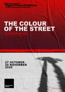 The colour of the street by Ivailo Stanev-Álvarez-poster
