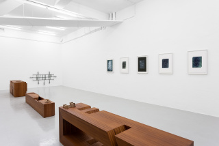 1Rita Sobral Campos, O Trágico Destino Vertical , 2020. Vista da exposição Kunsthalle Lissabon, Lisboa. Foto: Bruno Lopes — Cortesía de Kunsthalle Lissabon