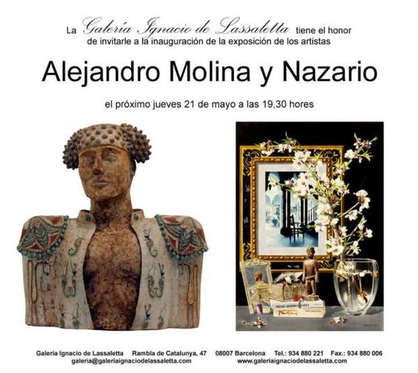 Alejandro Molina y Nazario