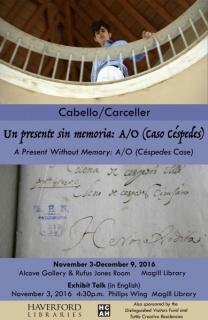 A Present Without Memory: A/O (Céspedes Case)