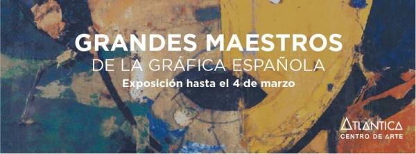Grandes maestros de la gráfica española