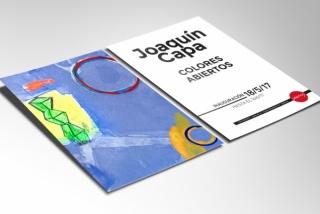 Joaquín Capa: Colores Abiertos