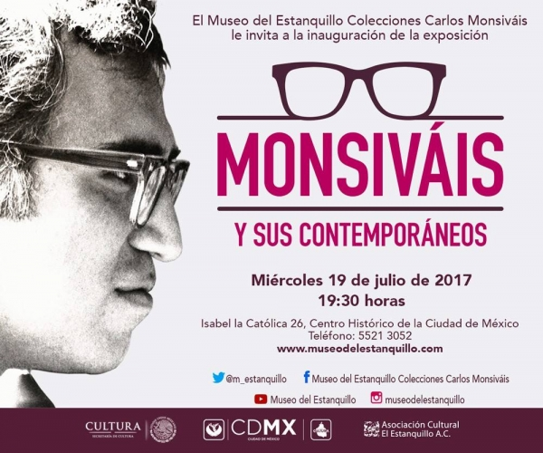 MONSIVÁIS Y SUS CONTEMPORÁNEOS