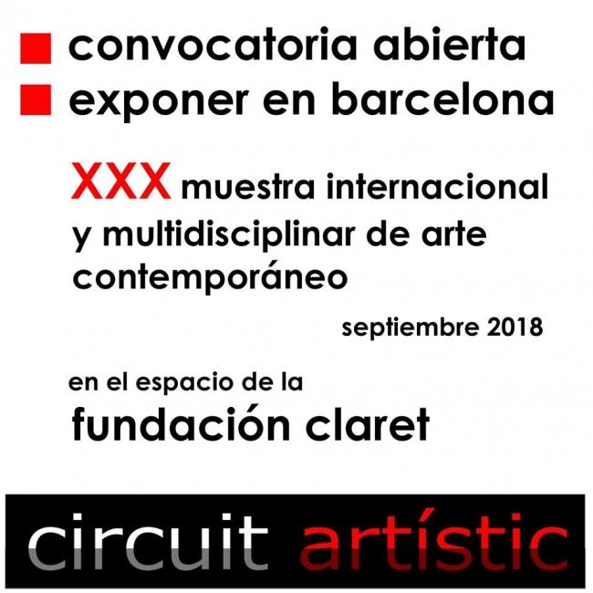 convocatoria barcelona sep.2018