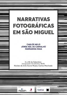 Narrativas fotográficas em São Miguel