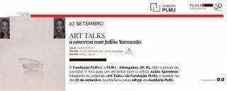 Art talks: à conversa com Julião Sarmento