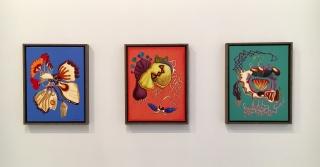 Carlos Forns Bada — Cortesía de la Galería Estampa