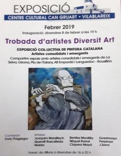 TROBADA D´ARTISTES - DIVERSIT ART