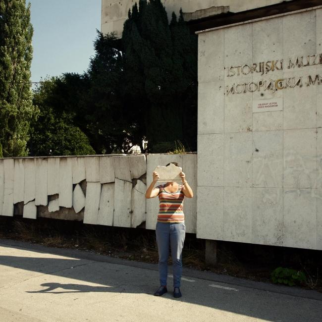 Mireia Sallarès, Museu — Cortesía del Centre d'Art Contemporani de Barcelona-Fabra i Coats