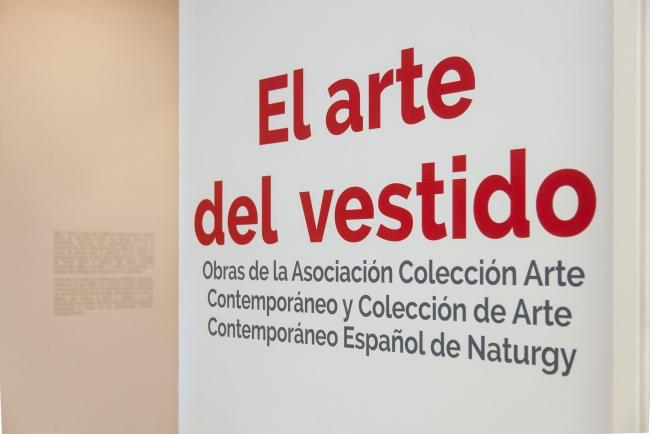 El arte del vestido — Cortesía del Museo Patio Herreriano