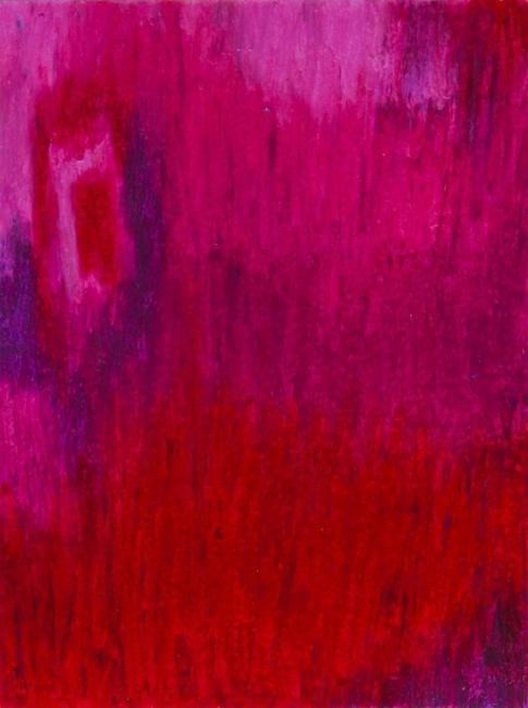 """""""Sin título I"""" / Óleo pastel sobre papel Fedrigoni de 350 gr. / 32 x 24 cm. / 2018"""