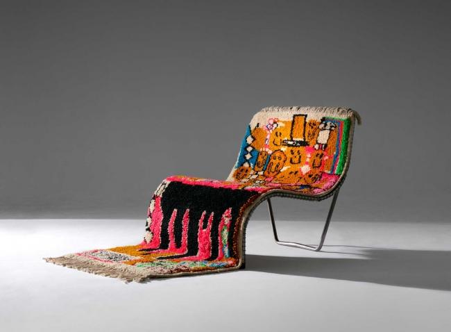 Flyin carpets - Marria Pratts - L&B gallery