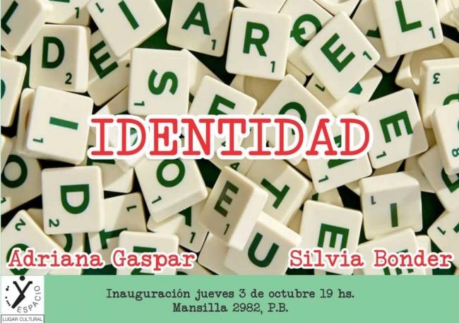 Identidades flyer