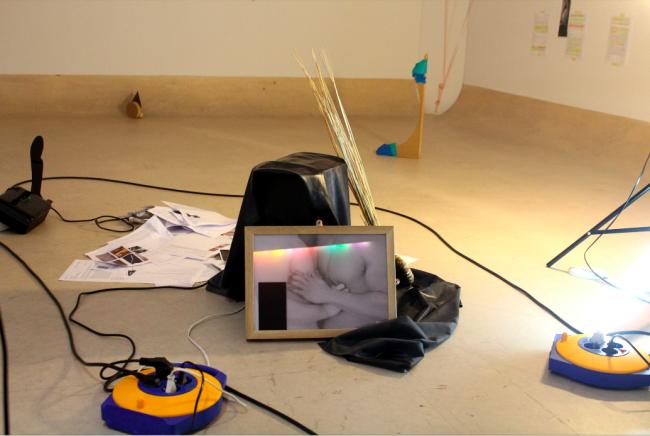 Fotografia de la exposición