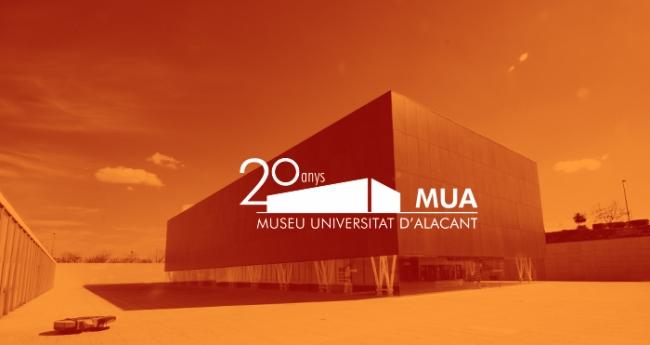 20 años. Colección MUA