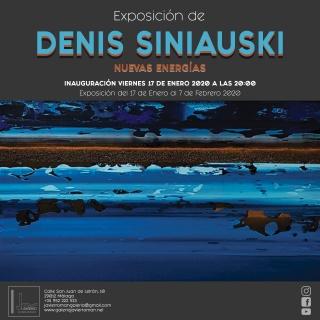 Denis Siniauski - Nuevas Energías