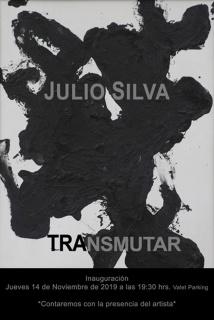 Julio Silva. Transmutar
