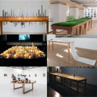 Carlos, Garaicoa, Detalle de obras. Próxima exposición retrospectiva / Diciembre 2020 — Cortesía del artista