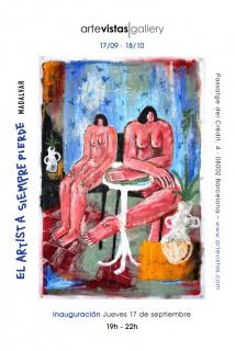Madalvar - El artista siempre pierde