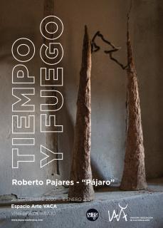 """""""TIEMPO Y FUEGO"""" (Fotografía y cartel: Gabriel Santolaya - Agencia LLES)"""