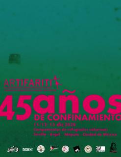 Artifariti 2020, XIV Encuentro Internacional de Arte y Derechos Humanos del Sahara Occidental - 45 años de confinamiento