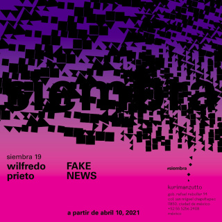 Wilfredo Prieto. Fake News