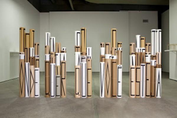 Pablo Accinelli, Em cada uma das tuas coisas, 2011.