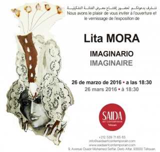 Lita Mora, Imaginario / Imaginaire