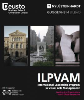 ILPVAM - International Leadership Program in Visual Arts Management