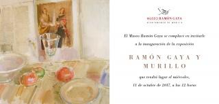 Ramón Gaya y Murillo