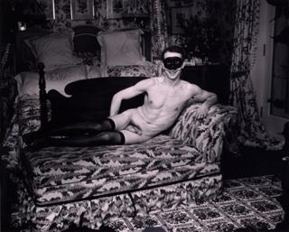 """Chuck Samuels, After Bellocq, (""""Before the Camera"""" series), 1991. Image by E.J. Bellocq © Lee Friedlander, Cortesía Fraenkel Gallery, San Francisco. Colección Pedro Slim"""
