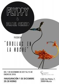Flyppy & Ismael Cerezo - Grullas en la noche