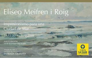 Eliseo Meifren i Roig: Impresionimos para una ciudad de mar