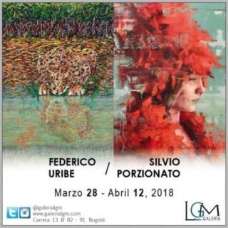 FEDERICO URIBE / SILVIO PORZIONATO