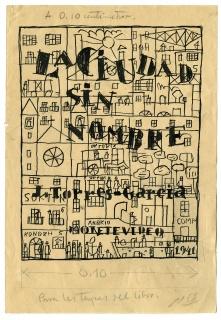 La ciudad sin nombre. Imagen cortesía Museo de Uruguay