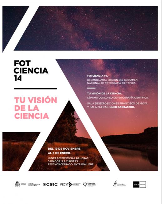 Fotciencia 14 y Tu visión de la ciencia