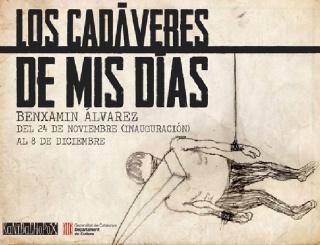 Benxamín Álvarez. Los cadáveres de mis días