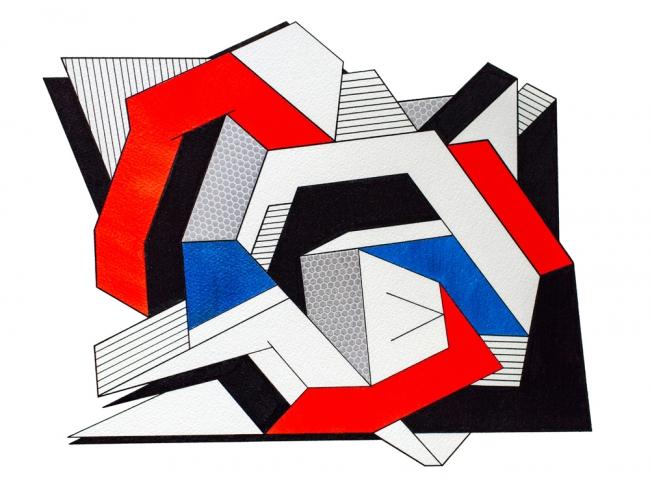 Antonio Tone - Futur incert — Cortesía de Plastic Murs