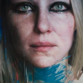 Blue 1. Viktoria Savenkova (Bielorrusia, 1979) — Cortesía del Museo Europeo de Arte Moderno (MEAM)